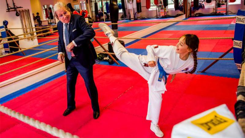 Wereldkampioen Zoe Huijzer