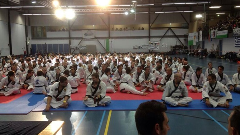 WK Tang Soo Do in Rotterdam